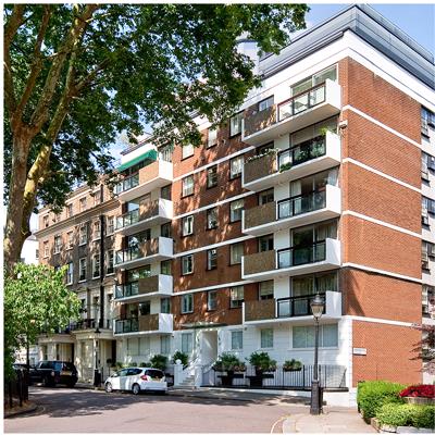 RUTLAND GATE, NIGHTSBRIDGE, SW7, £2,225,000, 3 Bedroom Apartment Share of freehold